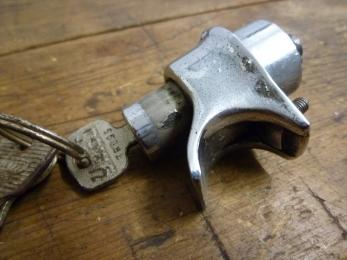 used trunk lock with key