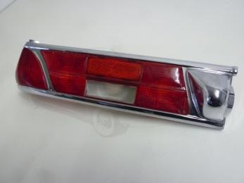 taillight red left