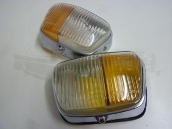 fog light / indicator set