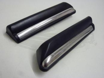 garnish moulding rear fender set