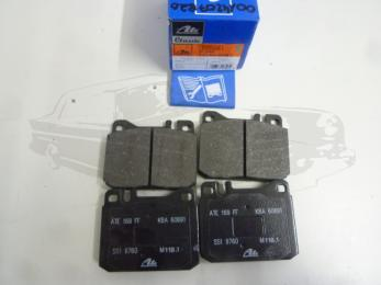 brake pads front axle set