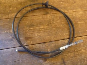 bonnet release cable