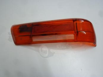 glass red right taillight